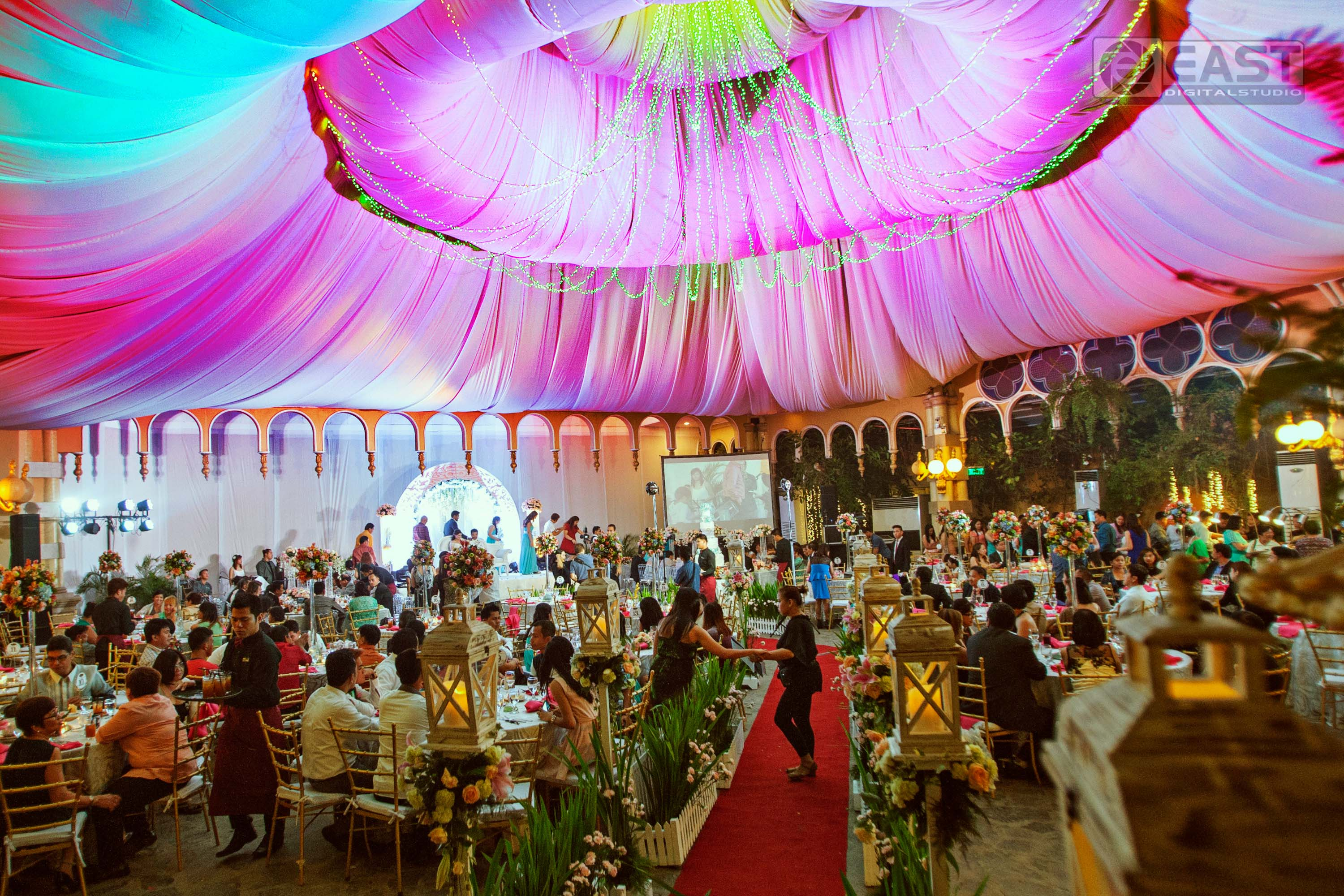 Pros And Cons Of Outdoor Wedding Venues: Palazzo Verde Events Place