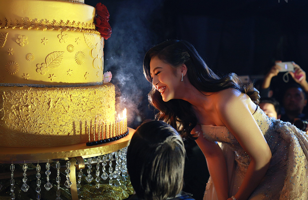 Janella Salvador's Surprise Debut Party