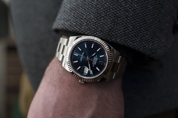 Ben Clymer – Rolex Datejust 41mm In Steel from Mixed Sign